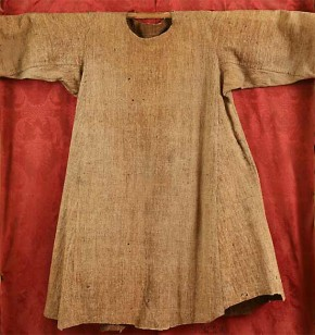 tunic of Saint Francis, Cortona (c1200)